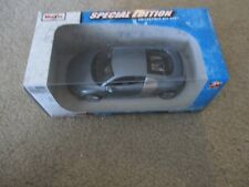 Maisto Fresh Metal Special Edition Audi R8 Gray Die-Cast 1:24 Scale MISB 2010