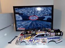 Jack Beckman MTS 2010 Dodge NHRA Funny Car Our Heroes Mail From Home NEW Rare