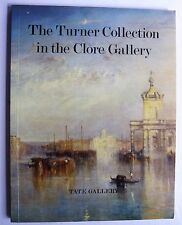 Turner Collection in the Clore Gallery Wilton Tate Museum Art Exhibition