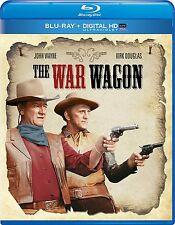The War Wagon [Blu-ray] John Wayne, Kirk Douglas, Howard Keel, Keenan Wynn