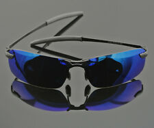 HD Polarized Sunglasses Mirrored Driving Glasses Cycling Riding Eyewear UV400