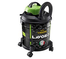 Lavorwash Jocker 1400 S Aspiratore senza Sacchetto 20l 1400w Nero Verde aspirap