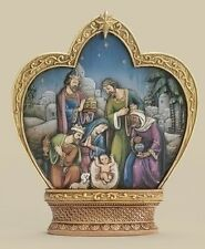 Christmas Nativity Scene with Crown Background by Joseph's Studio NEW!