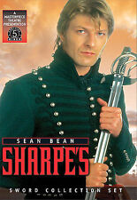 Sharpe's Sword Collection Set DVD, NEVER PLAYED / MINT CONDITION. FREE SHIPPING