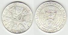 Austria - Monedas Circulación- Año: 1972 - numero KM02913 - S/C- 50 Schilling 19