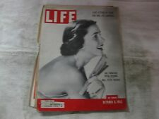 Life Magazine October 6th 1952 Opera Mrs. Peter Thieriot Published By Time mg462