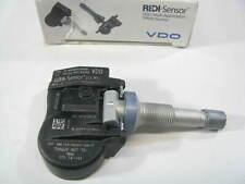 VDO SE10001HP TPMS Tire Pressure Monitor Sensor - 315/314.9 MHz