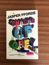 Jasper Fforde 'Shades Of Grey' Paperback Book NEW