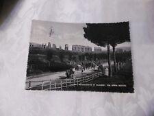 Cartolina Roma Acquedotto di Claudio Via Appia Nuova 1950 (GI191) ^
