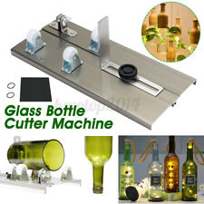 Us Diy Glass Bottle Cutter Machine Recycles Wine Bottles Separate Metal Tool Kit