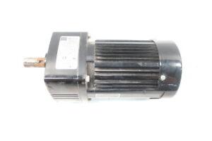 Bodine 42R6BFPP-FX2 Gearmotor 18rpm 3ph 3/8hp 230v-ac