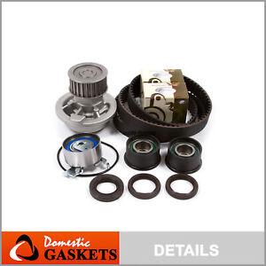 Timing Belt Water Pump Kit Fit 98-03 Isuzu Rodeo Amigo Daewoo Leganza 2.2L X22SE