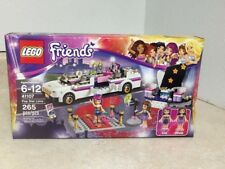 Lego Friends The Popstar Limo 41107 With 2 Minifigs