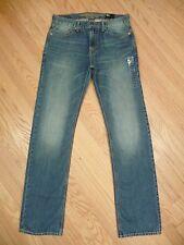 Mens NEW AE American Eagle Original Straight Leg Medium Denim Jeans Size 32 X 36