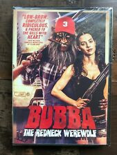 Bubba The Redneck Werewolf DVD New Free Ship