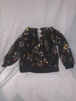 Carters Infant Girls/' Gray Zip-up Hoodie w// Sequin Heart NWT layering jacket
