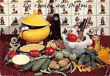 BR71918 recette de la soupe au pistour recipes france