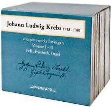 Felix Friedrich - Complete Organ Works [New CD] Boxed Set