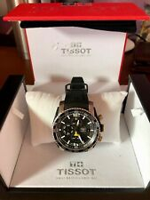 Tissot PRS 516 Extreme Automatic Chronograph, komplett mit Protokoll, Box, TOP