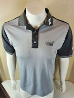 Footjoy Titleist Men's Athletic Fit Polo Golf Shirt Butch Harmon Floridian Small