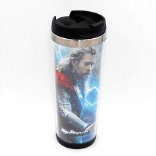 New Avengers Thor Mug Creative Travel Coffee Water Tea Cup for Cars Adults 400ML