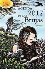 Agenda de Las Brujas 2017 by Llewellyn (2016, Paperback)