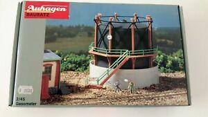 Auhagen Bausatz H0 2/45 Gasometer - NEU & OVP