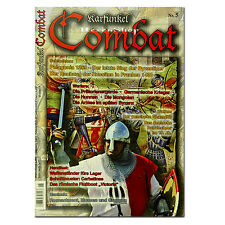Karfunkel-Combat Nr. 5 - Kriegsführung bei den Germanen - Mittelalter