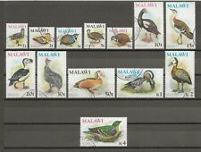 More details for malawi 1975 sg 473/85 used cat £55