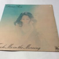 Diana Ross 'Touch Me in The Morning' VG/VG Classic Soul Vinyl LP 12""