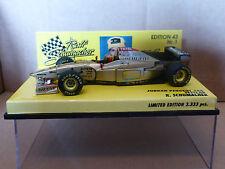 Minichamps 1:43 Ralf Schumacher Jordan 196 Testcar Estoril F1 1996