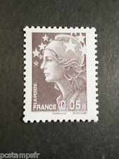 FRANCE 2009 timbre 4410, COULEURS MARIANNE BEAUJARD EUROPE, neuf**, MNH STAMP