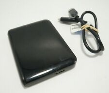 WD My Passport Essential 500 GB USB 3.0 / 2.0 Portable External Hard Drive Black