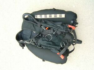 Zeagle Ranger? BCD LARGE Scuba Diving Vest Buoyancy Compensator