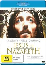 NEW Jesus of Nazareth [Blu-ray]