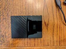 WD 2TB Black My Passport Portable Hard Drive - USB 3.0 western digital