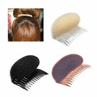 Fashion Women Hair Clip Styling Bun Maker Braid Tool Hair Accessories Comb Acces