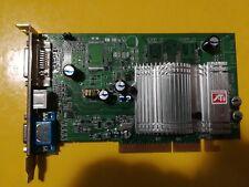 SCHEDA GRAFICA ATI AGP RADEON 128Mb DDR 9600SE AGP V/D/VO