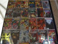 (24-Book) SPIDER-MAN Marvel LOT WEB #2 6, AMAZING #2 5, SPECTACULAR #68 86 188 +