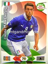 Adrenalyn XL - Claudio Marchisio - Italien - Road to 2014 FIFA World Cup Brazil