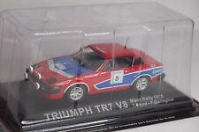ALTAYA TRIUMPH TR7 V8 #5 MANX RALLY 1978 1:43