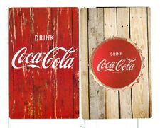 Two Single Playing Cards NEW, Coca Cola pair #1
