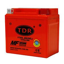 TDRMOTO Ytx5l-bs 12v 7Ah Motorcycle Battery