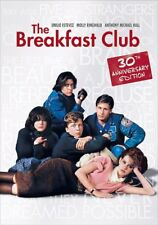 The Breakfast Club (DVD, 2015, 30th Anniversary Edition) DVD NEW