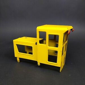 Vintage Tonka Road Grader Cab Body Part Original Yellow Paint 1970's