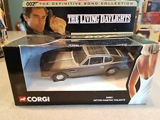 Corgi 04801. JAMES BOND ASTON MARTIN. THE LIVING DAYLIGHTS car