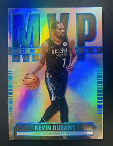 2020-21 Panini Contenders Kevin Durant MVP Insert SP Brooklyn Nets