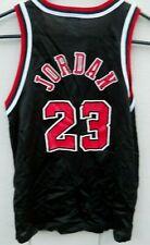 CLASSIC N B A CHICAGO BULLS MICHAEL JORDAN # 23 BASKETBALL JERSEY SZ YTH MED(10