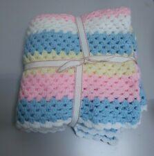 Crochet Blanket Throw Cover New Handmade