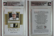 2012-13 ITG Ultimate Evgeny Malkin 1/1 patch GOLD 1 of 1 Pittsburgh Penguins